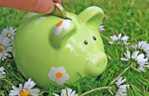 money-saving-piggy-bank-green